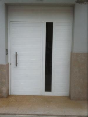 Puertas de alumino