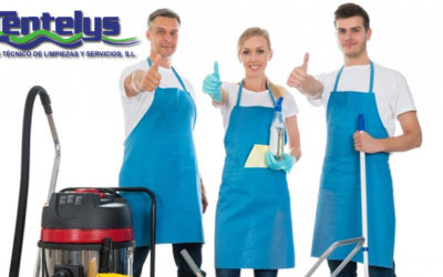¿Qué servicios de limpieza en Valencia ofrece Centelys?