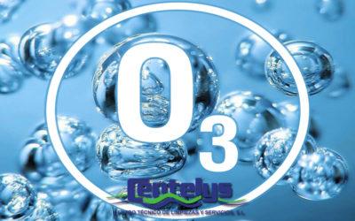 Tratamientos de desinfección con Ozono
